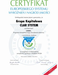 Clar System_Lider